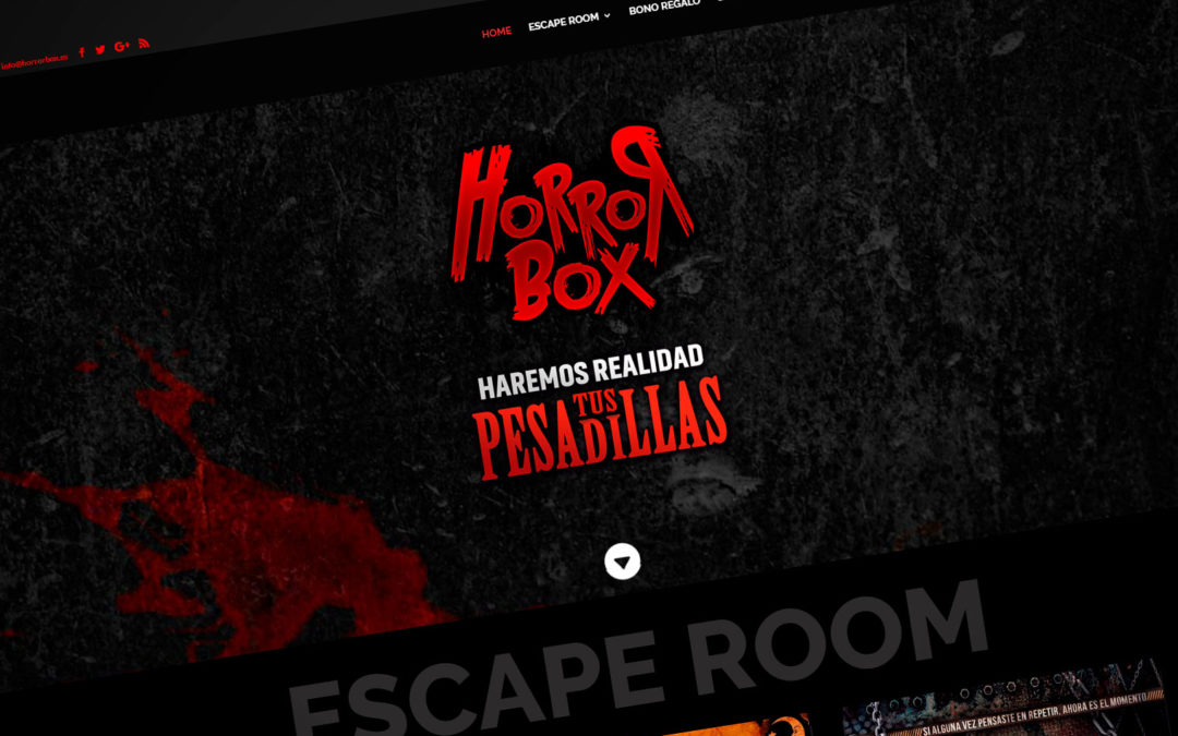 Web Horror Box