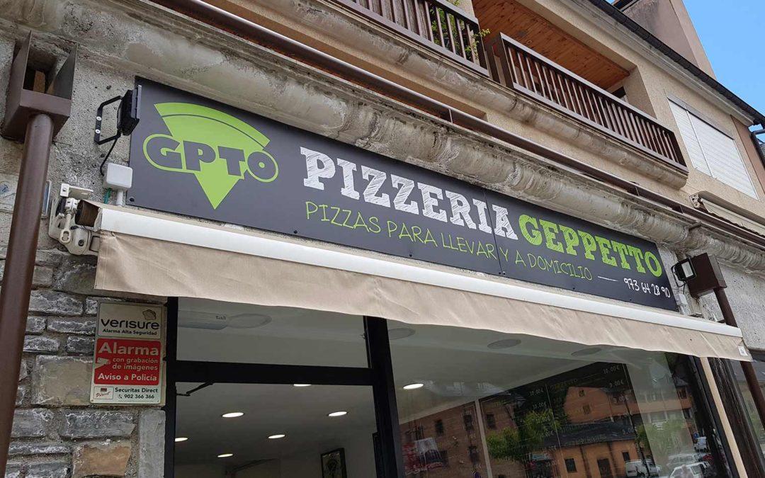 Pizzeria Don Geppetto