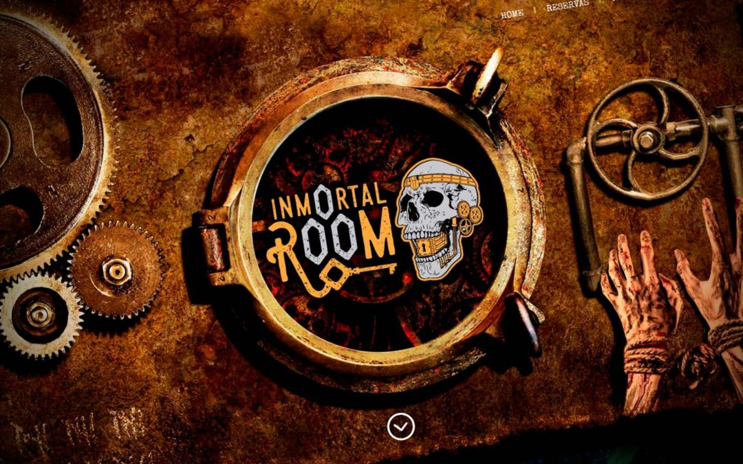 Web Inmortal Room
