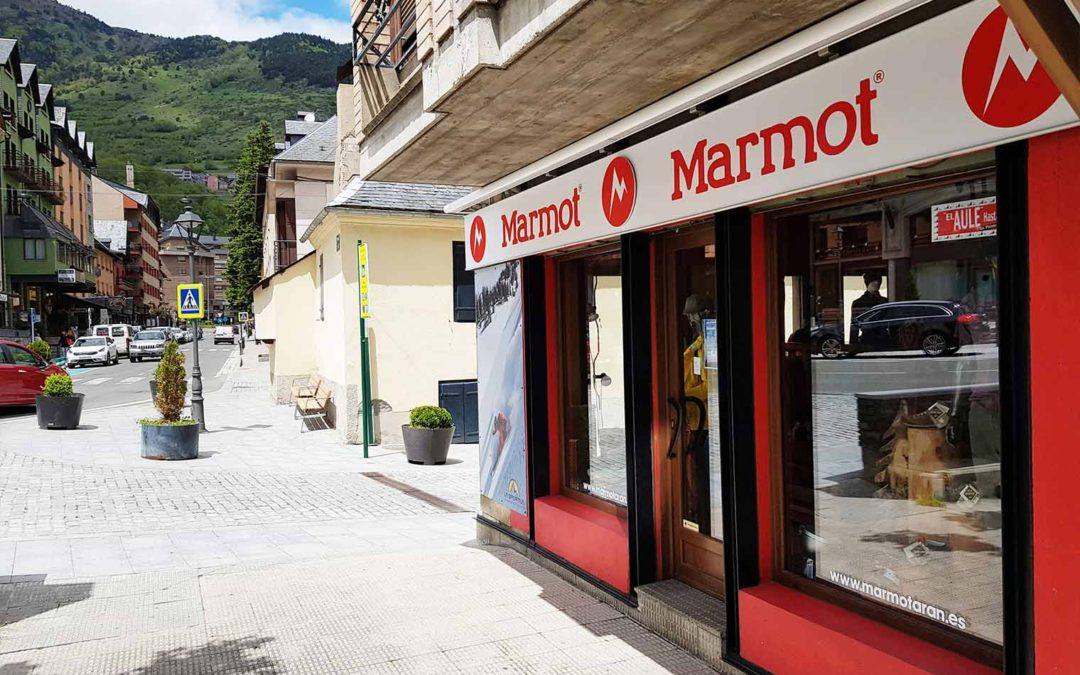 Tienda Marmot