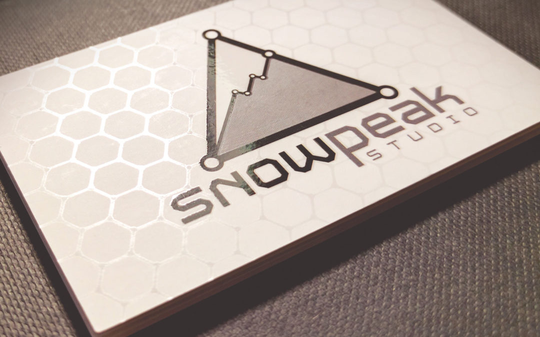 Tarjetas Snow Peak Studio