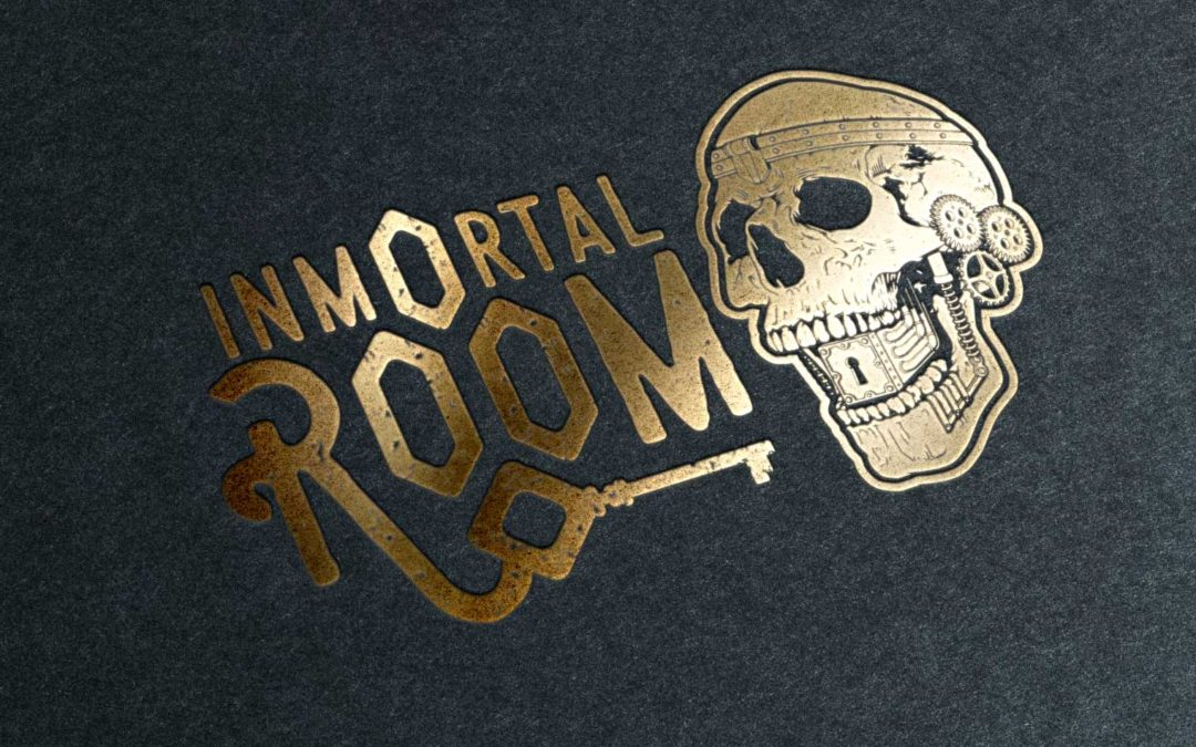 Logotipo Inmortal Room