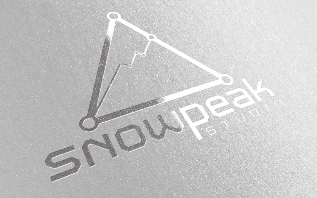Logotipo Snowpeak Studio