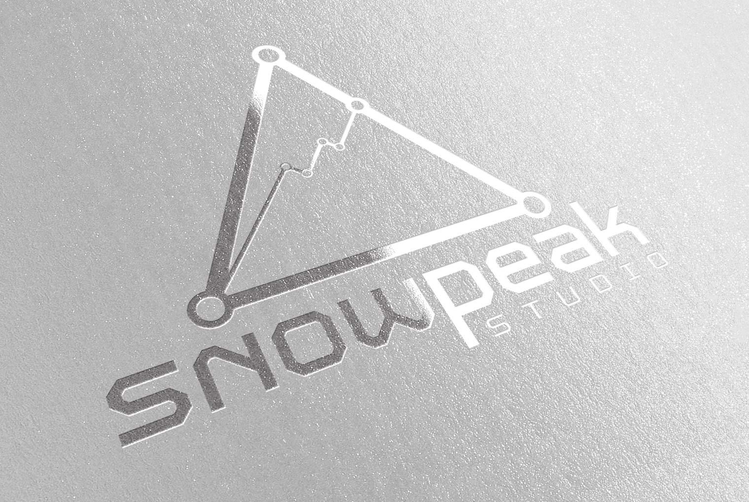 logotipo-snowpeak-studiol