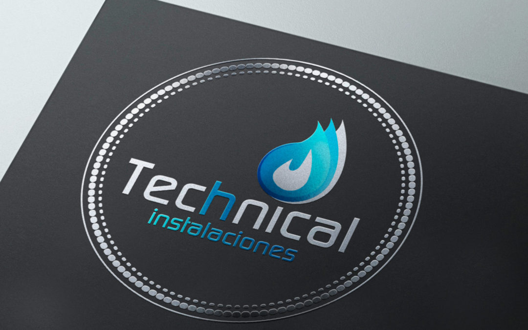 Logotipo Technical
