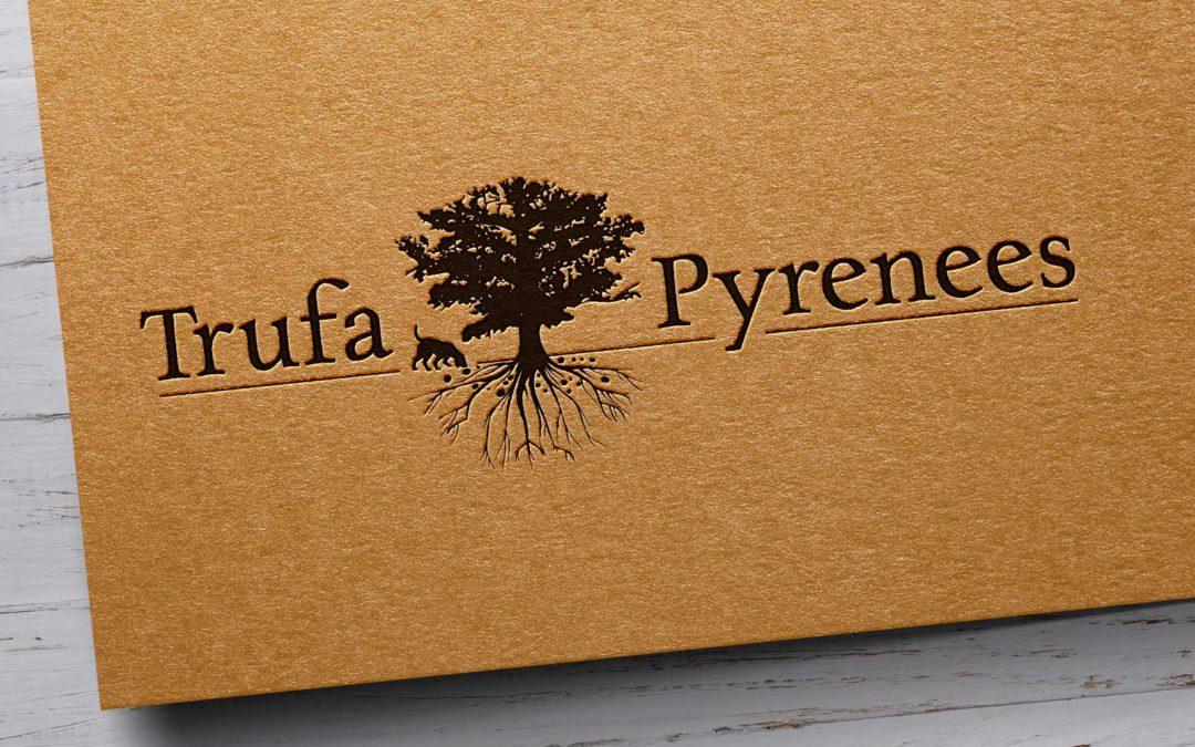 Logotipo Trufa Pyrenees